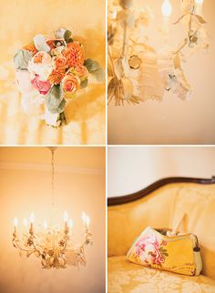 Blog Post Example - Magnolia Rouge: Forest Wedding by Alixann Loosle