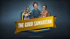 """The Good Samaritan Kids Lesson: Jesus' Parable of the Good Samaritan (Luke 10:25-27). This beloved parable is Jesus' response to a lawyer's self serving question: """"Who is my neighbor?"""" Jesus answered by telling the story of a man left for dead and then rescued by a samaritan man. The point, according to Jesus, is that a true neighbor is anyone who shows mercy. This Good Samaritan lesson is packed with fantastic digital resources like Q&A, memory verse and more."""