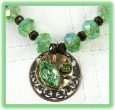 Hey, I found this really awesome Etsy listing at https://www.etsy.com/listing/213434317/rainforest-gorgeous-green-faceted-glass