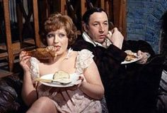 The most famous film by Italian provocateur Marco Ferreri (Dillinger is Dead), La Grande bouffe was reviled on release for its perversity, decadence and atta. Vanity Fair, Movies About Food, Michel Piccoli, Luis Bunuel, Tex Avery, Photography Movies, Marcello Mastroianni, Cult Movies, Groomsmen