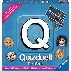 Quizduell - Das Spiel, Quizspiel