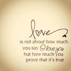 Liefde is.....