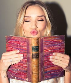 Rosie Huntington-Whiteley, Behind the Scenes of Rosie for Autograph - The Coveteur, May 2014