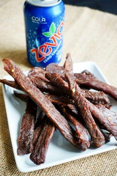 Homemade Low Carb Beef Jerky - KetoConnect