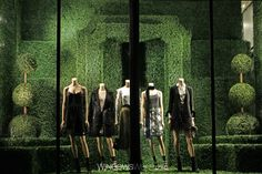 The T38 Collection by New John Nissen displayed in the Club Monaco, Flatiron location in NYC