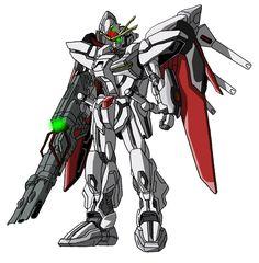ZGMF-X401VL Amaranth Gundam by unoservix.deviantart.com on @DeviantArt