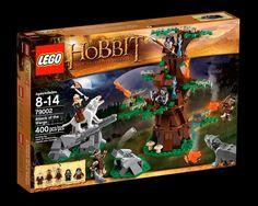"""¿Quieres llevarte LEGO® The Hobbit™El Ataque de los Wargos, con el estreno de """"'El Hobbit: La Desolación de Smaug'""""? Para participar sólo debes rellenar la información de nuestro formulario al final del post, de la sección de concursos de nuestra WEB"""