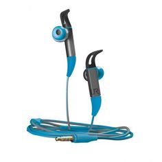 Auriculares Deportivos con Micrófono Trust Urban Fit In-Ear Azul