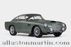 1961 Aston Martin DB4GT - 4.7 litre RSW Engine | Classic Driver Market