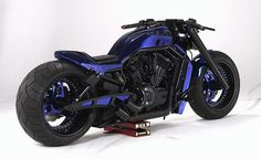 "No-Limit-Custom ""F.O.A.D."" V-Rod"