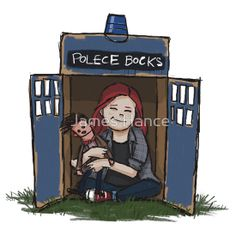 """""""'The Girl Who Waited' (Dr Who)"""" Kids Clothes by James Hance 