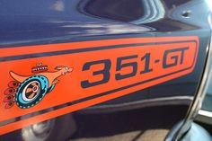 Ford XY Falcon GT decal | Flickr - Photo Sharing!