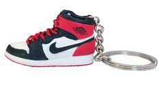 competitive price 957ea 72a4d Nike Jordan 1 Black Red White