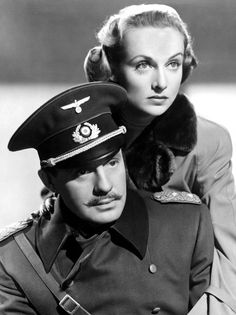 Jack Benny, Carole Lombard,  in To Be or Not to Be (1942)