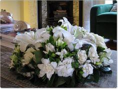 Table Arrangement - Wedding Flowers