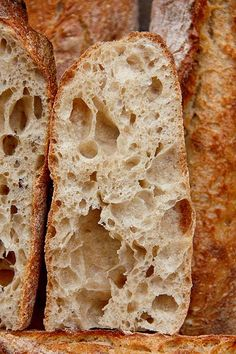 Large pores and juicy: Sehmataler baguette