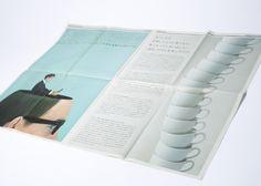 三菱UFJ信託銀行 報紙式 DM 設計 | MyDesy 淘靈感