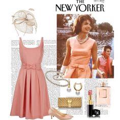 """""""Jackie in pink"""""""