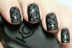 Black Plaid
