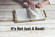 It's Not Just a Book! - Growing 4 Life