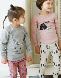 Fall Story Loungewear is a product from the Kokacharm - Fall 2015 collection. You can order it at our wholesale market for Korean children fashion brands.