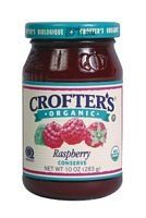 Crofters Organic Fruit Spread Raspberry -- 10 oz $26.95