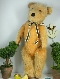 ANTIQUE & VINTAGE TEDDY BEARS 1 #10