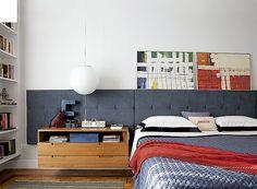 15 cabeceiras que podem transformar o seu quarto