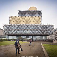 LIBRARY OF BIRMINGHAM | Mecanoo | Birmingham, UK