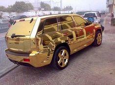 Imagens que provam que Dubai é uma cidade de milionários