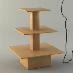 Decor, Side Table, Table, Furniture, Shelves, Home Decor