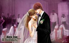 ron and hermione wedding
