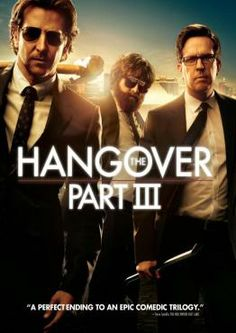 The Hangover Part III, Movie on DVD, Comedy/Redbox