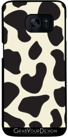 GrabYourDesign - Case for Iphone Cow Skin Cow Pattern - by Cow Pattern, Cow Skin, Cool Iphone Cases, Animal Print Rug, Galaxy S7, Samsung Galaxy, Iphone 6