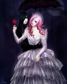 Credit to the artist~ Just found it yesterday~ ... #mejibray #tsuzuku #koichi #fanart #smile #like #love #music #sweet #vk #visualkei #jrock #credittoowner #bride #rose #demon #follow #comment