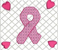 Smocking: Pink Ribbon - FREE! | FREE | Machine Embroidery Designs | SWAKembroidery.com Tiny Nay Machine Smocking