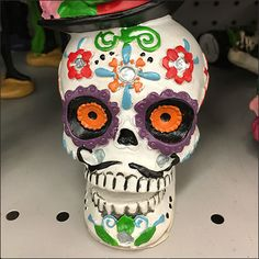 If the American version of the Holiday is not festive enough for you consider this more decorative Mexican Day of the Dead Halloween Couple. American Version, Couple Halloween, Day Of The Dead, Mexican, Retail, Couples, Day Of Dead, Retail Merchandising, Romantic Couples
