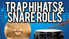 Beat-Maker Tutorials How To Make Trap Beats Hi-Hat Snare Rolls using Pro...