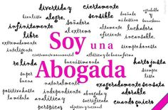Abogada Law Quotes, Nurses Day, Attorney At Law, Law And Order, Law School, Personal Branding, Education, Words, Lawyers