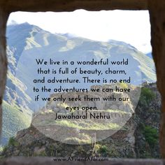 Travel Quote of the Week | A Friend Afar