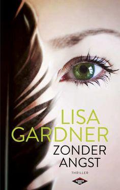 Zonder Angst-Lisa Gardner-boek cover voorzijde