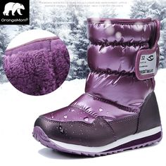 -30 Winter Boots. Warm BootsWinter BootsSnow BootsRussia WinterBaby WarmerBaby  Girl ShoesBoys ... 5122c758da20