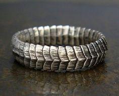 Snake ring by MarcusBerknerJewelry on Etsy.