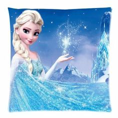 Learn to Let It Go with the Snow Queen herself in this Frozen Elsa Wallpaper. Perfect for the bedroom or playroom of any Frozen fans. Frozen Disney, Elsa Frozen, Princesa Disney Frozen, Frozen Movie, Frozen Princess, Frozen Queen, Frozen 2013, Frozen Stuff, Princess Party