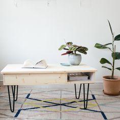 DIY table basse hairpin leg-5
