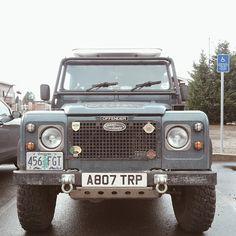 Land Rover Defender d110. Overland Offender.