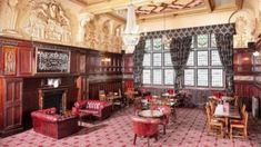 Liverpool Philharmonic: Pub joins Buckingham Palace on Grade I list - BBC News Abandoned Castles, Abandoned Mansions, Abandoned Houses, Abandoned Places, Anglican Cathedral, Commercial Street, Liverpool England, Most Haunted Places, Abandoned Amusement Parks