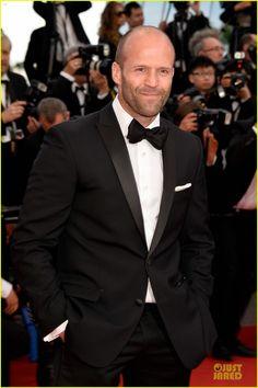 Jason Statham expendables-3 Cannes premiere