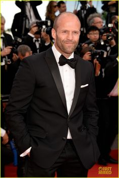 Jason Statham & Sylvester Stallone Get Political at 'Expendables 3' Cannes Premiere!