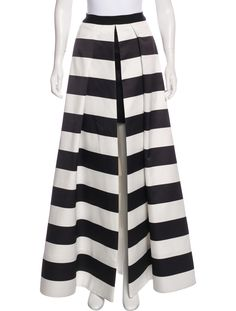 Alice + Olivia Striped Maxi Skirt w/ Tags - Clothing - WAO60206 | The RealReal